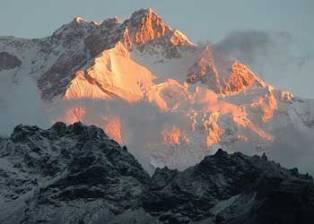 کانچنجونگا - Kanchenjunga