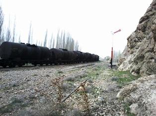 راه آهن فیروزکوه
