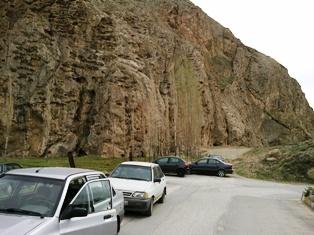 دیواره فیروزکوه